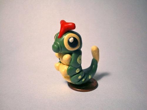 ポケモン粘土10