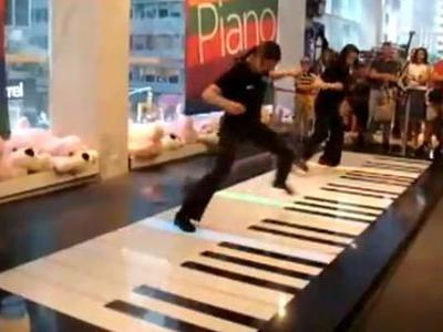 ジャイアントピアノ