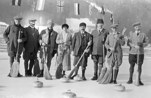 第1回1924年の冬季五輪13