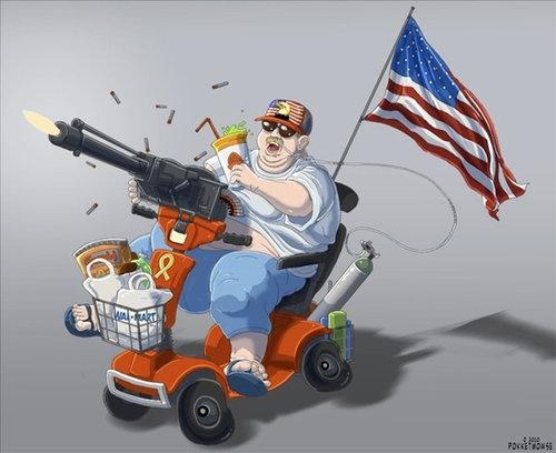 アメリカ人の印象02