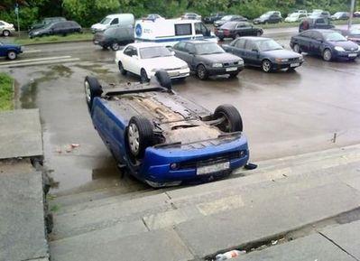 失敗した駐車01