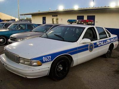 13歳の子がパトカーを盗んでパトロールして返す