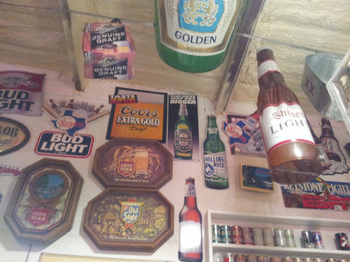 ビール缶のコレクション 002