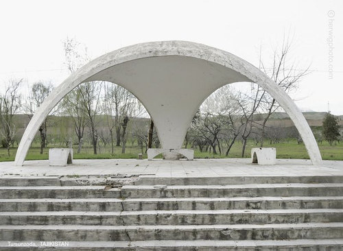 ソ連のバス停14