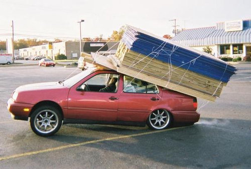 車で運搬するには無理がある04