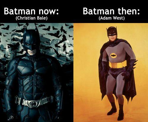 バットマンの変化01