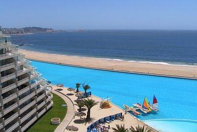 ギネス記録の世界最大のリゾートプールの大きさ04