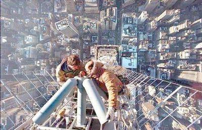 高所恐怖症は見ないほうがいい崖っぷち・ギリギリ画像06