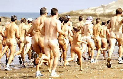 全裸・ヌードの少女や大人-ヌーディスト02