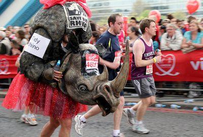 ロンドンマラソン・コスプレ16
