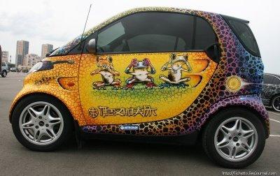 05アートな自動車