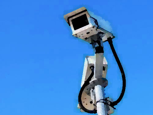 セキュリティカメラ00