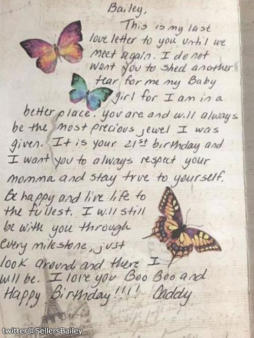 5年前に他界した父が娘に宛てた手紙02