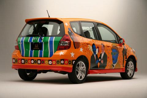 11アートな自動車