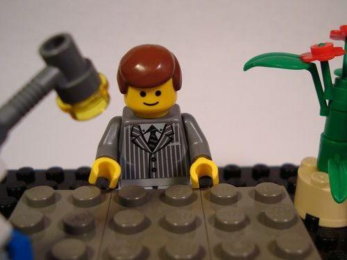 レゴ社に就職00
