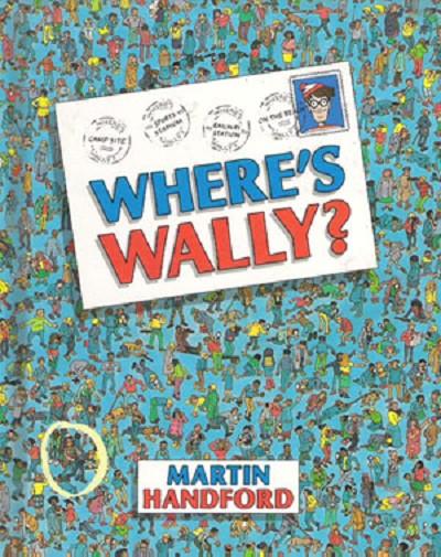 ウォーリーをさがせ