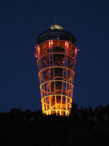 世界の灯台-江ノ島灯台