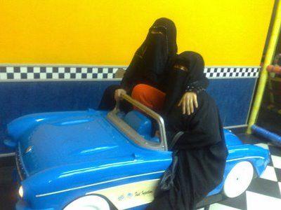年頃の女の子の秘密…イスラム女性の場合07