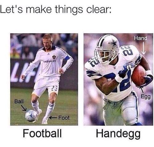 フットボールについて01