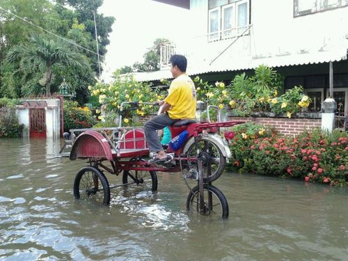 タイの洪水12