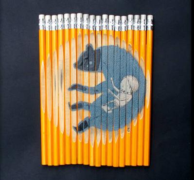 鉛筆アート00