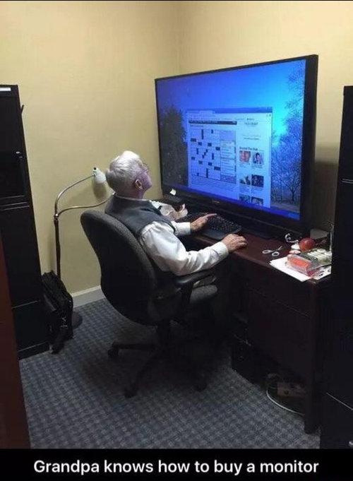 おじいちゃんのパソコン画面01