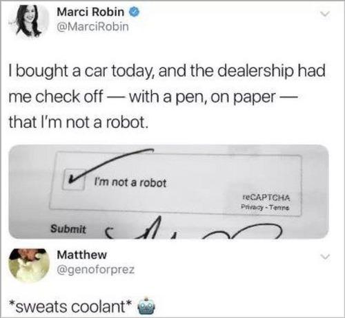 私はロボットではありません01