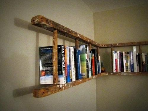 手軽に作れる本棚10