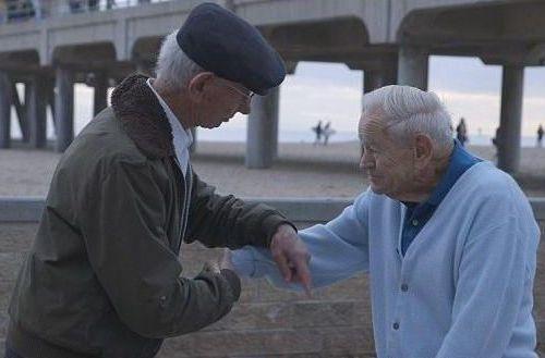 第二次世界大戦の命の恩人と再会02