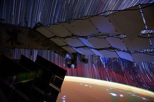 NASAの長時間露光06