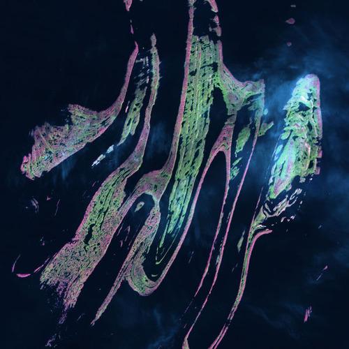 衛星写真02