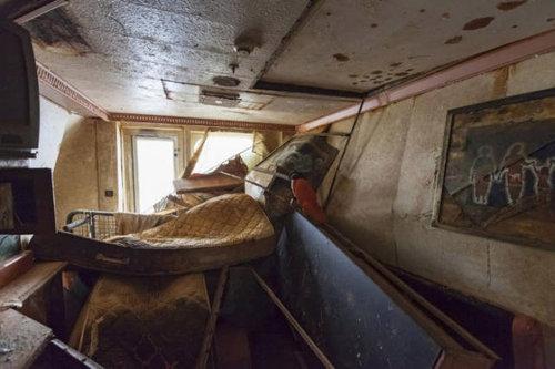 イタリア客船の座礁事故05