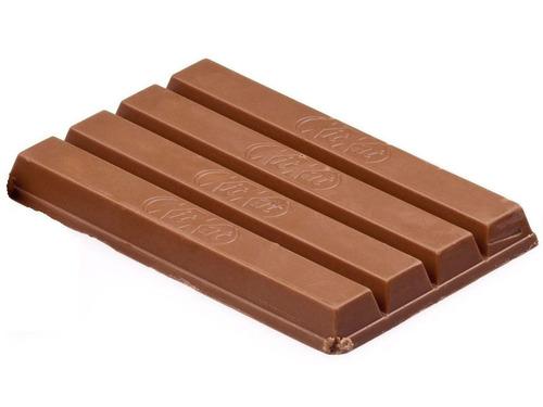 キットカットのチョコを取って食べるのって私だけ?