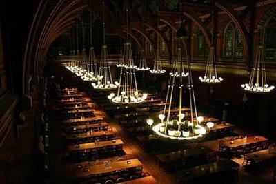 ハーバード大学の食堂02