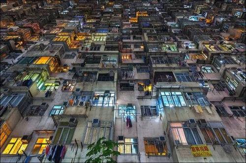 香港の集合住宅05