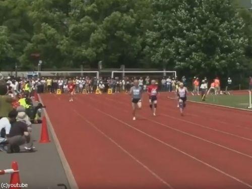 105歳以上の100m走で世界記録を持つ日本人00
