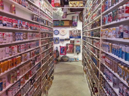 ビール缶のコレクション 014