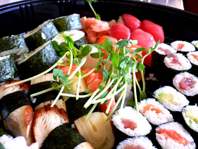みんな大好きお寿司