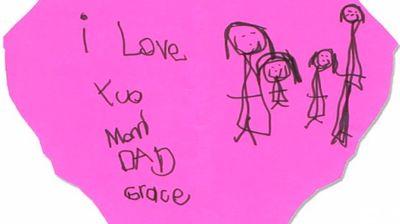 6歳で亡くなった女の子の家族に宛てた手紙03