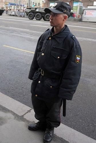 ロシアの警官13