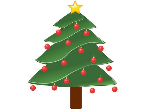 猫から守るクリスマスツリー