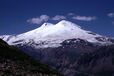 エルブルス山01