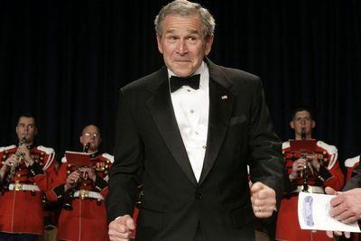 ブッシュ大統領12