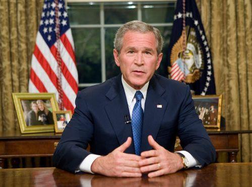 9・11・ブッシュ大統領