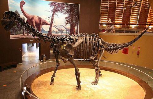 スペインの恐竜博物館02