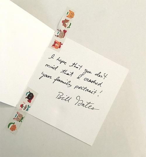 ビル・ゲイツからクリスマスプレゼント02