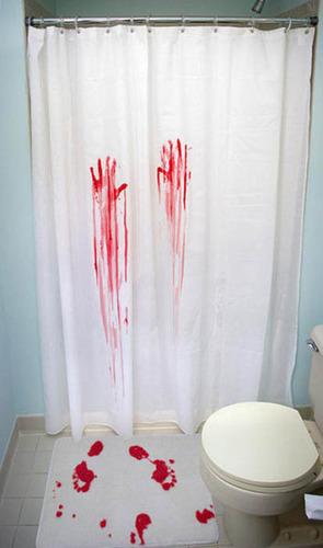 面白シャワーカーテン06