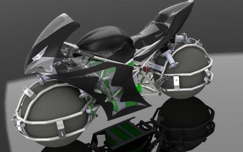 グループプロジェクトのバイク02