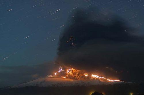アイスランドの火山02