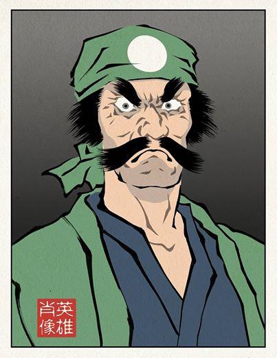浮世絵ヒーロー05